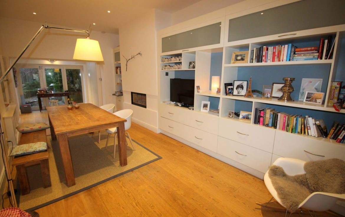 Booterstown Property Dining-room