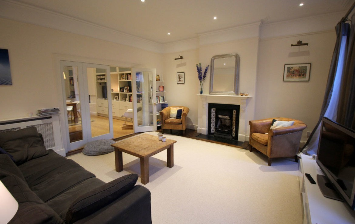 Booterstown Property Living-room