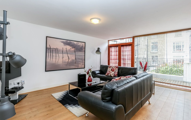 Leeson Close - Living Area